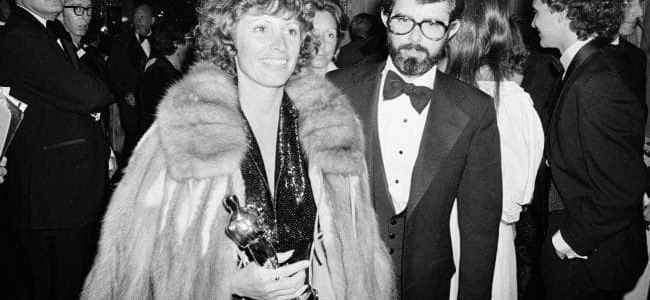 marcia lucas george lucas women in film star wars oscar editing original trilogy a new hope