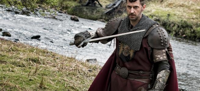 richard armitage interview pilgrimage tom holland jon bernthal Jamie Hannigan Brendan Muldowney