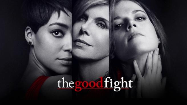 the good fight christine baranski cush jumbo rose leslie black and white poster hd wallpaper trump review channel 4 cbs