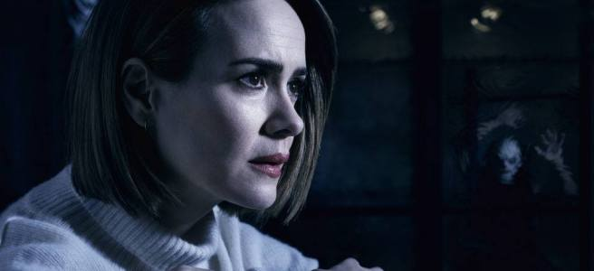 american horror story cult trump clinton sarah paulson billie lourd evan peters ryan murphy hd wallpaper review