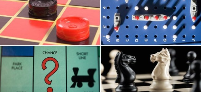 board games ranked