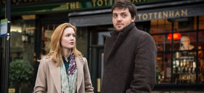 cormoran strike the cuckoo's calling tv jk rowling robert galbraith tom burke holliday grainger bbc one ben richards michael kellior tom edge