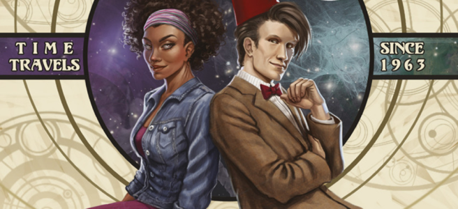 doctor who the malignant truth eleventh doctor comics titan comics alice obiefune volatix cabal review flickering myth alex moreland banner