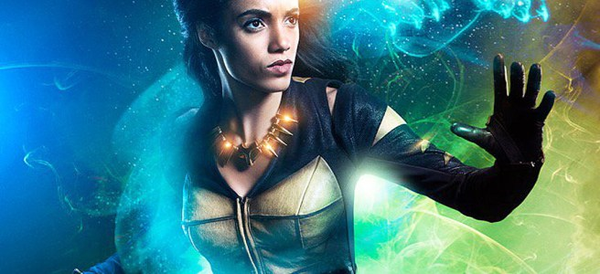 legends of tomorrow season 2 vixen interview maisie richardson sellers amaya jiwe dc arrowverse flickering myth alex moreland