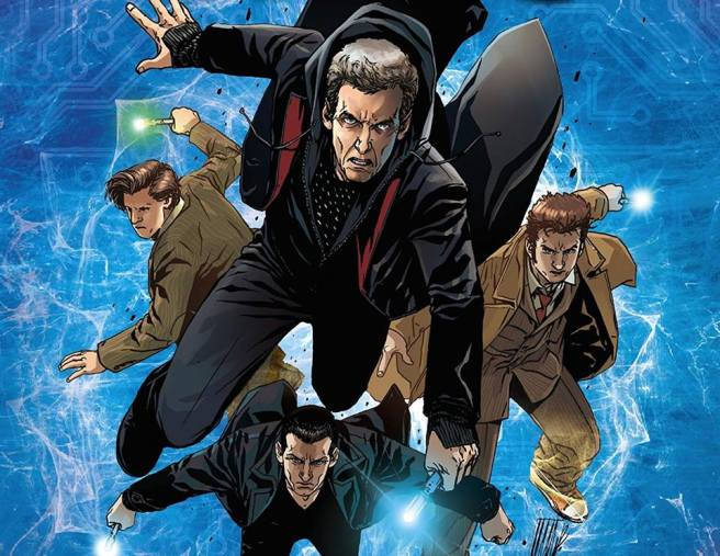 Supremacy of the Cybermen doctor who review titan comics george mann cavan scott ivan rodriguez rassilon