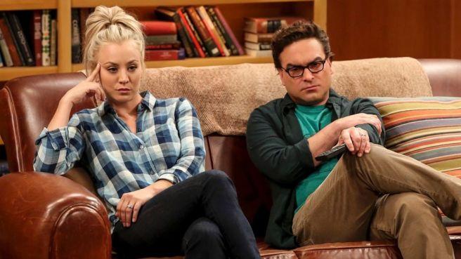 the big bang theory worst show ever leonard penny kaley cuoco johnny galecki cbs season 11 chuck lorre