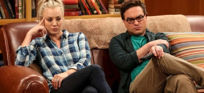 the big bang theory worst show ever leonard penny kaley cuoco johnny galecki cbs season 11 chuck lorre
