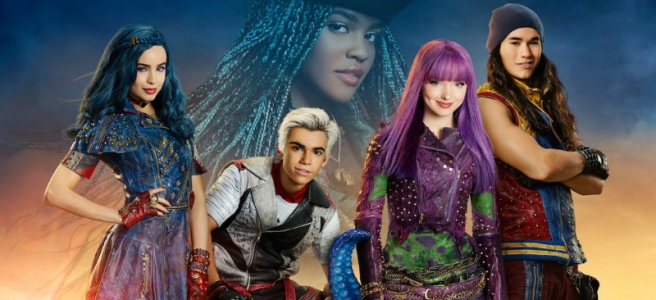 disney descendants 2 kenny ortega interview dove cameron china ann mcclain