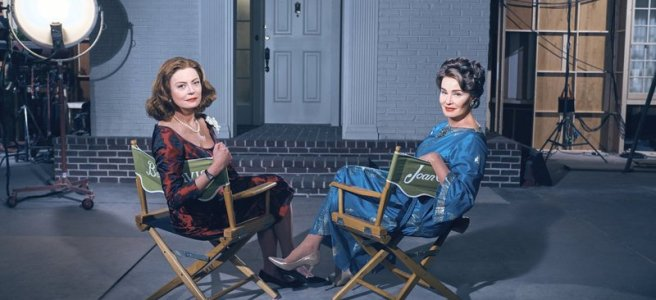 feud bette and joan everything you need to know ryan murphy susan sarandon