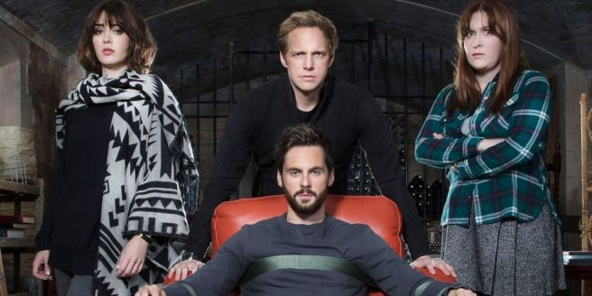 ill behaviour sam bain chris geere liz kaplan tom riley jessica regan cancer comedy bbc two showtime tv show steve bendelack