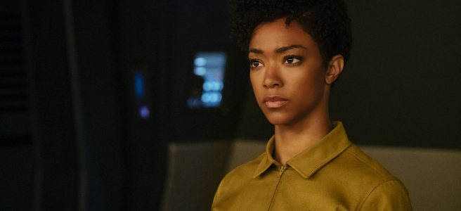 star trek discovery context is for kings review michael burnham sonequa martin green jason isaacs captain lorca shenzhou