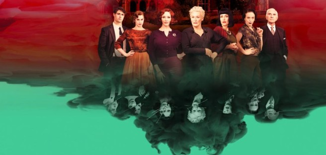 agatha christie crooked house glenn close gillian anderson amanda abbington terrence stamp max irons review