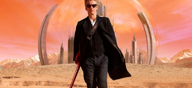 doctor who review hell bent peter capaldi steven moffat clara oswald jenna coleman series 9 bbc