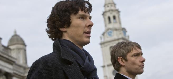 sherlock bbc watson benedict cumberbatch martin freeman hiatus series 5 new series steven moffat mark gatiss johnlock