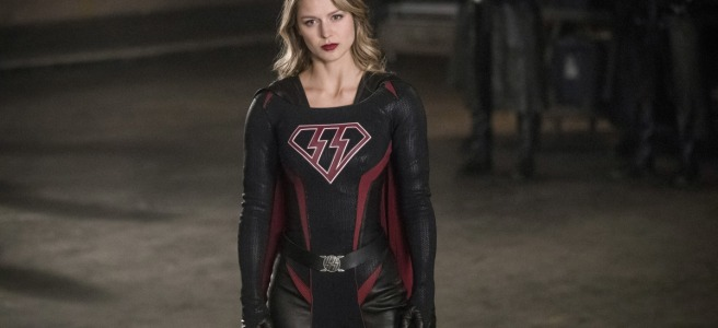 supergirl nazi overgirl crisis on earth x the flash legends of tomorrow star wars fictional nazi arrow melissa benoist