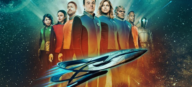the orville seth macfarlane fox adrianne palicki star trek fan fiction ed mercer kelly grayson hd wallpaper