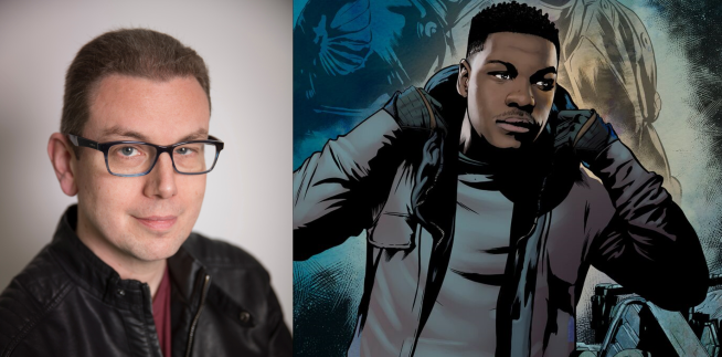 cavan scott pacific rim aftermath uprising john boyege jake pentecost comics interview