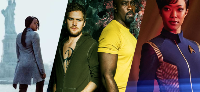 television pacing seven seconds the defenders luke cage iron fist netflix star trek discovery episode length