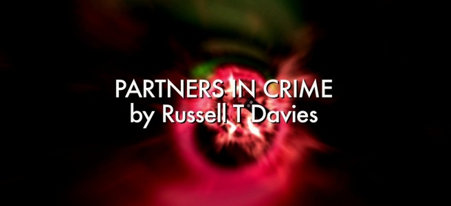 partners in crime doctor who review tenth doctor donna noble david tennant catherine tate russell t davies adipose series 4 title sequence