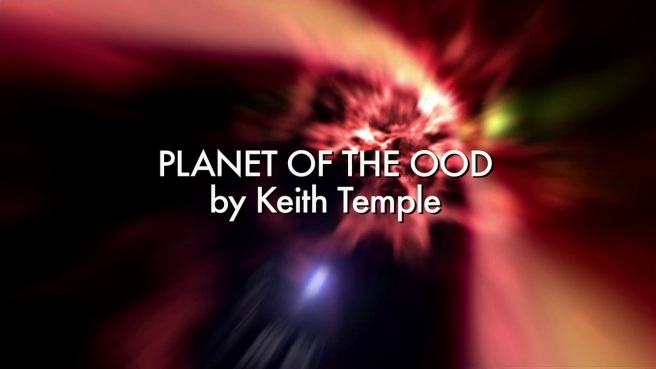 planet of the ood doctor who review keith temple graeme harper david tennant catherine tate russell t davies title sequence