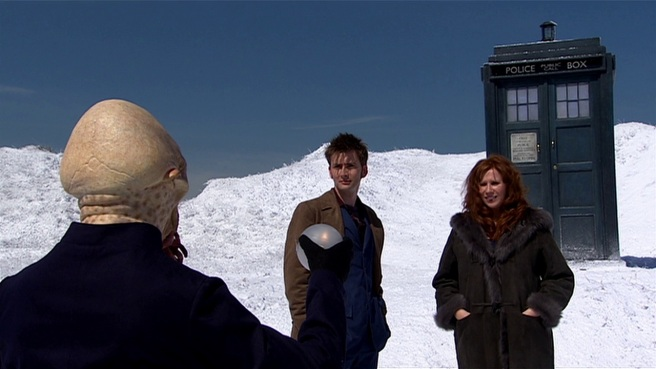 planet of the ood doctor who review keith temple ood sigma david tennant catherine tate donna noble tenth doctor graeme harper russell t davies