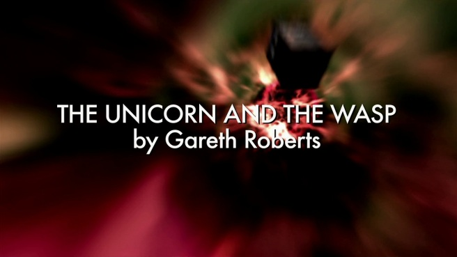 doctor who the unicorn and the wasp gareth roberts agatha christie tenth doctor david tennant donna noble catherine tate fenella woolgar