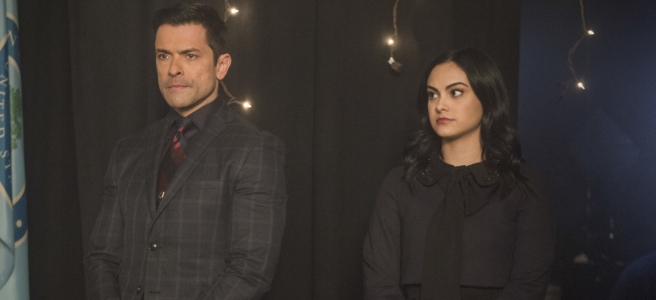 riverdale season 2 shadow of a doubt hiram lodge mark consuelos veronica lodge camila mendes