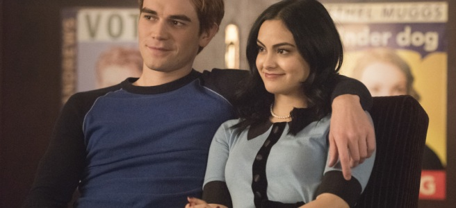 riverdale season 3 brave new world labor day questions need to know kj apa camila mendes archie andrews veronica lodge serpents cherly blossom