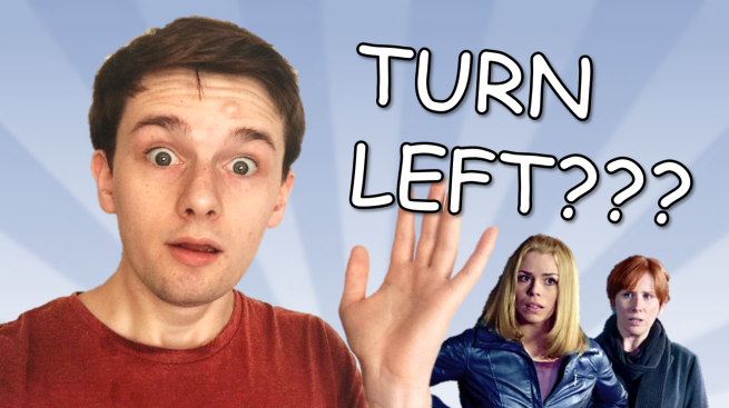 doctor who turn left review vlog blog video youtube donna noble catherine tate billie piper rose tyler russell t davies graeme harper doctor who review series 4