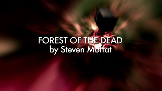 doctor who forest of the dead review euros lyn steven moffat david tennant alex kingston catherine tate russell t davies