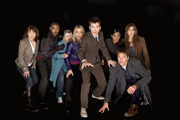 doctor who journey's end review children of time david tennant tenth doctor rose tyler donna noble martha jones captain jack sarah jane smith jackie tyler mickey smith