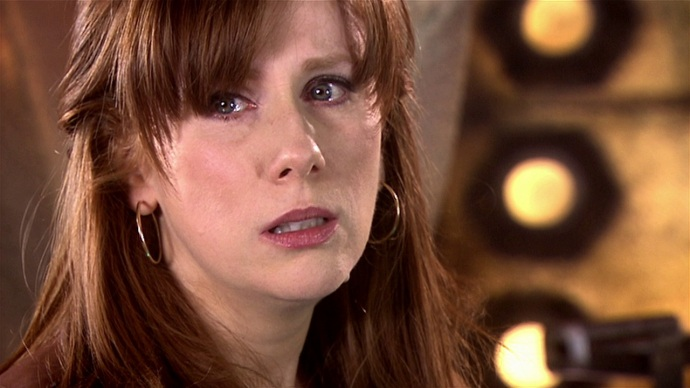 doctor who journey's end review donna noble catherine tate doctordonna forget mindwipe tenth doctor david tennant tardis graeme harper russell t davies