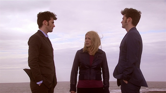 doctor who journey's end review rose tyler billie piper tenth doctor david tennant tentoo bad wolf bay I love you russell t davies
