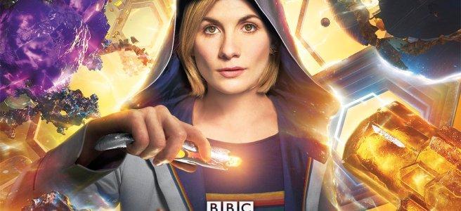 doctor who series 11 sdcc 2018 news thirteenth doctor jodie whittaker the universe is calling sonic screwdriver yasmin khan graham o'brian chris chibnall matt strevens