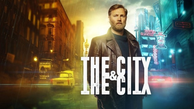 the city and the city review david morrissey tony grisoni tom shankland bbc two china mieville mandeep dhillon lara pulver beszel ul quoma breach