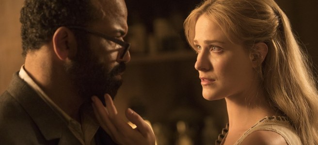 westworld review dolores abernathy evan rachel wood bernard lowe jeffrey wright season 2 survival change revolution season 3 jonathan nolan lisa joy yahoo alex moreland