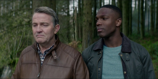 doctor who it takes you away review bradley walsh tosin cole graham grandad ryan sinclair