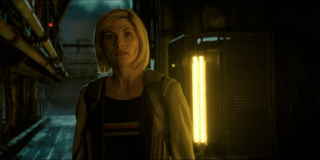 doctor who the battle of ranskoor av kolos review jodie whittaker thirteenth doctor ux tim shaw chris chibnall jamie childs