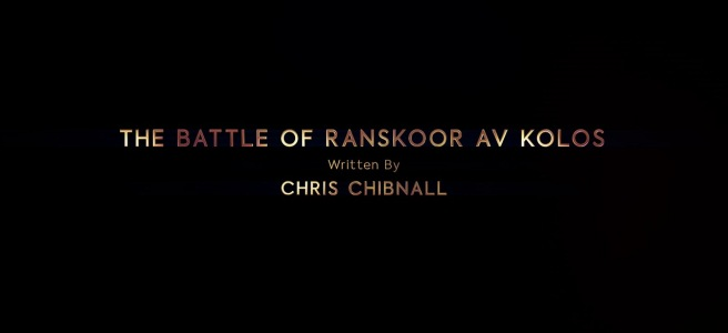 doctor who the battle of ranskoor av kolos review series 11 finale chris chibnall jamie childs jodie whittaker bradley walsh tosin cole mandip gill kevin eldon ux stenza mark addy
