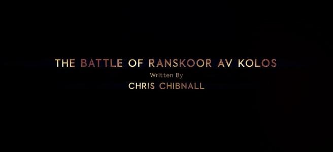 doctor who the battle of ranskoor av kolos review series 11 finale chris chibnall jamie childs jodie whittaker bradley walsh tosin cole mandip gill kevin eldon ux stenza mark addy