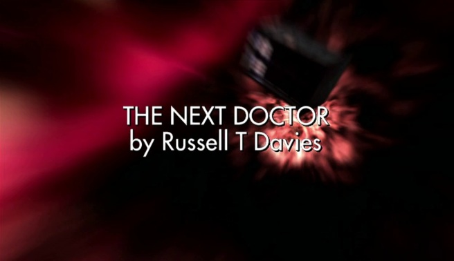 doctor who the next doctor review david tennant david morrissey jackson lake russell t davies cybermen series 4 2008 christmas special