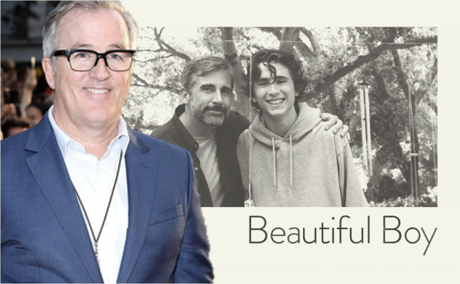 beautiful boy luke davies screenwriter interview steve carrell timothee chalamet nic sheff david sheff writer script interview luke davies felix van groeningen oscars