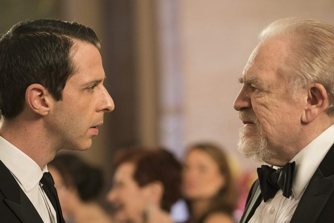 succession hbo brian cox jeremy strong jesse armstrong adam mckay peep show will ferrell julie gardner murdoch best tv 2018 top ten