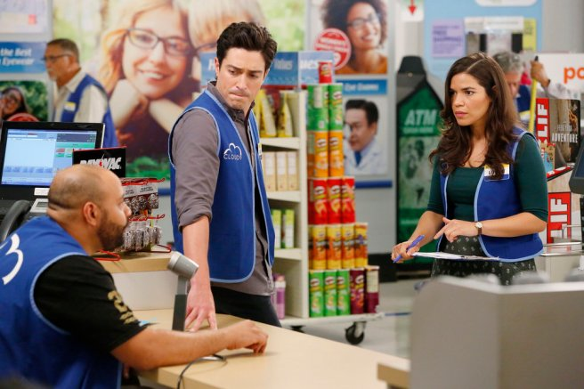 superstore nbc america ferrara colton dunn ben feldman nichole bloom justin spitzer best tv 2018 top ten the office community season 4 5 cancelled renewed march return