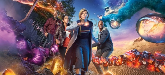 doctor who series 11 review poster overview criticism jodie whittaker chris chibnall bradley walsh tosin cole mandip gill jamie childs