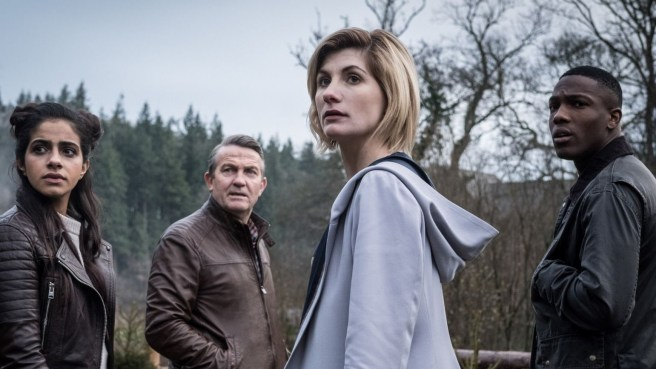 doctor who series 11 review the witchfinders joy wilkinson sallie aprahamian chris chibnall jodie whittaker mandip gill bradley walsh tosin cole