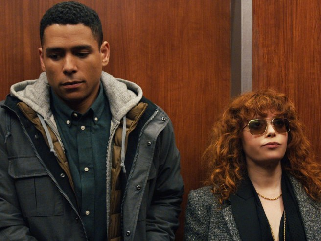 russian doll netflix natasha lyonne nadia vulvokov charlie barnett alan zaveri leslye headland the way out ariadne a warm body alan's routine elevator lift cliffhanger