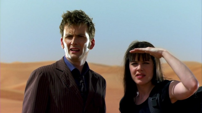 doctor who review planet of the dead david tennant michelle ryan dubai desert bus daniel kaluuya lee evans hd