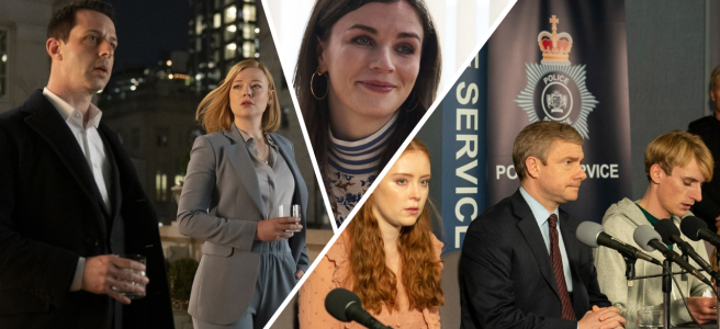 weekly watchlist 1 succession this way up a confession martin freeman aisling bea jeremy strong sarah snook reviews british tv television alex moreland