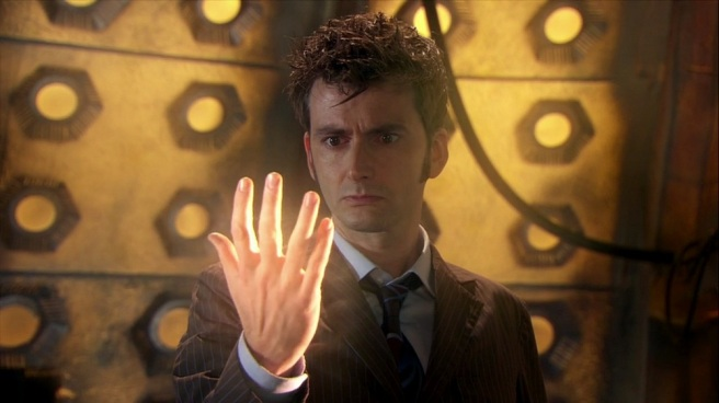 doctor who the end of time part two david tennant tenth doctor regeneration euros lyn review